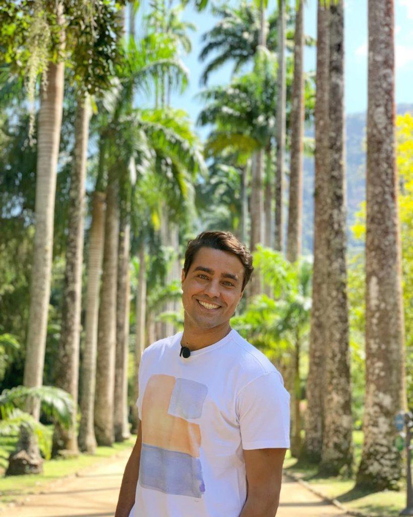 O ator Ricardo Pereira falou sobre a compra de uma mansão em Portugal. O galã da Globo esclareceu toda a situação. (Reprodução/Instagram)