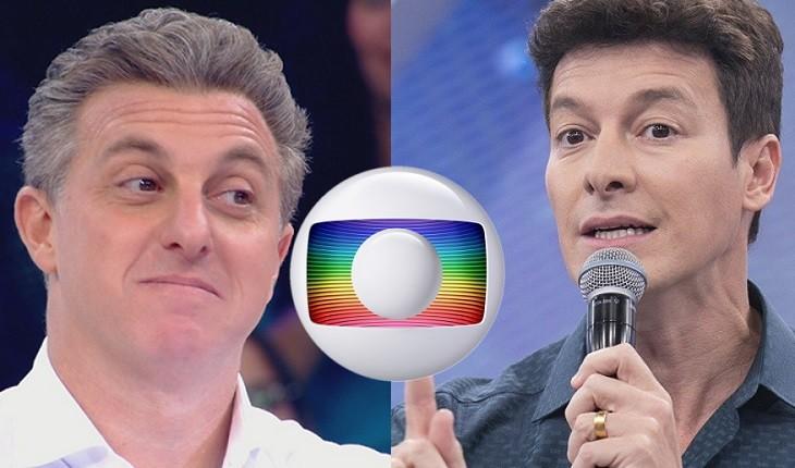 Rodrigo Faro se estressou com a notícia de que iria para Globo substituir Luciano Huck