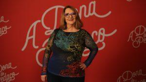 Atriz Rosane Gofman de A Dona do Pedaço gerou revolta com comentário (Foto reprodução)