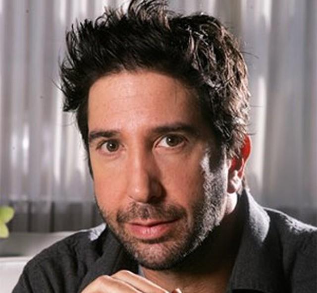 David Schwimmer, o Ross de Friends (Foto: Reprodução)