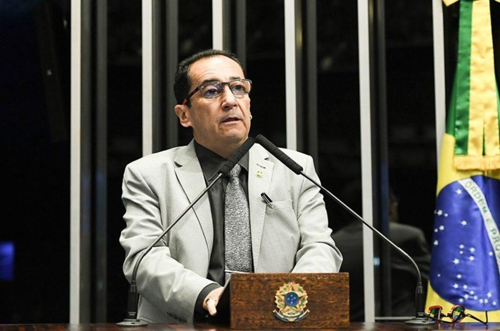 Jorge Kajuru passou mal durante sessão no Senado (Reprodução/Instagram)