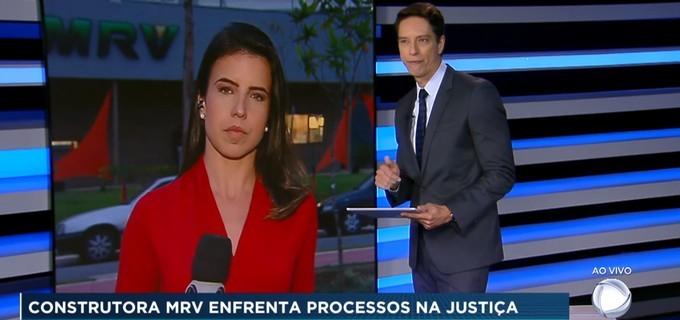 Record exibe reportagem contra sócio da CNN Brasil (Foto: Reprodução)