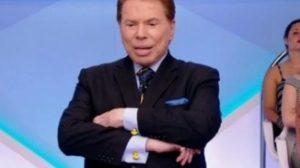 Silvio Santos estaria abatido com morte de seu pupilo, Gugu Liberato (Foto: Reprodução)