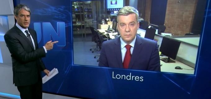 Globo anuncia Roberto Kovalick como substituto de William