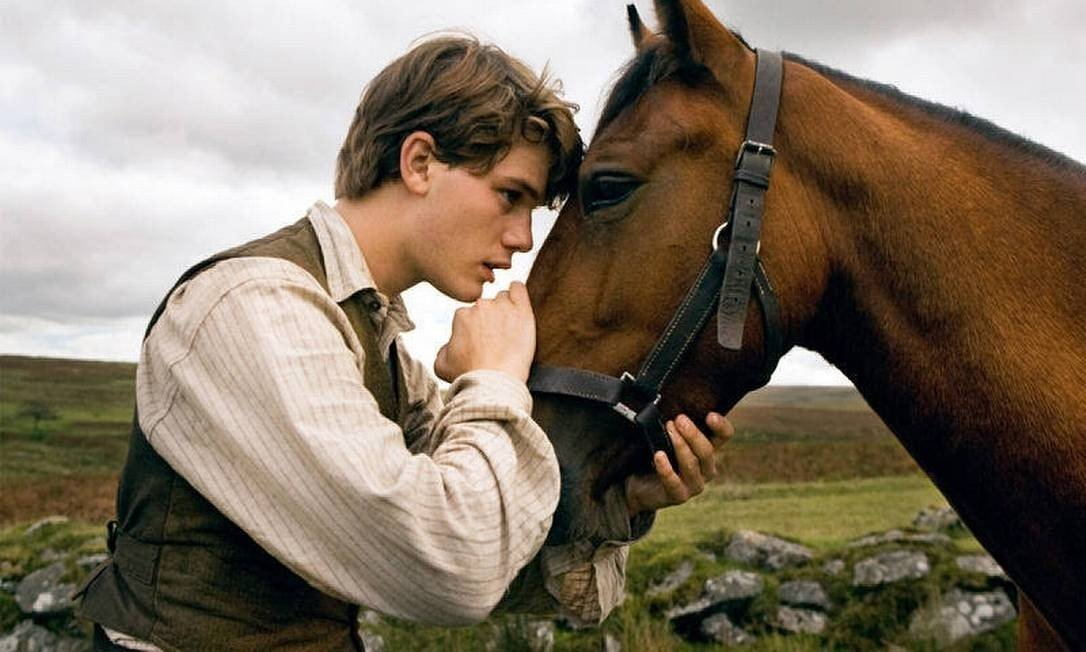 Globo vai exibir o filme Cavalo de Guerra na Sessão da Tarde (Foto: Reprodução)