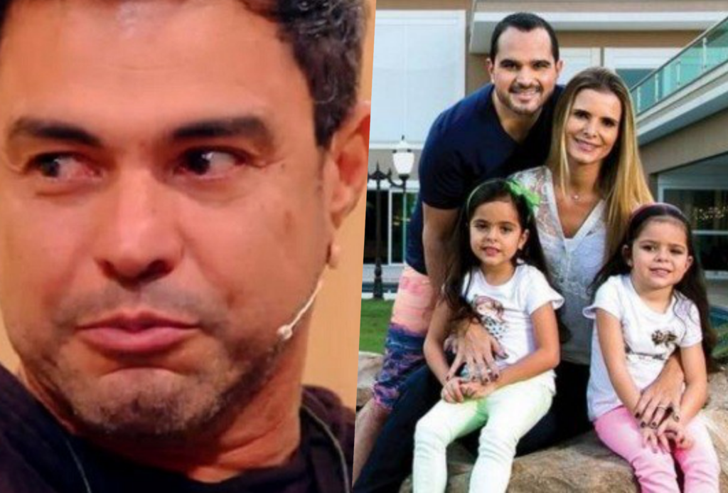 Luciano, da dupla com Zezé, teve valor de patrimônio divulgado e chocou a todos (Foto montagem: TV Foco