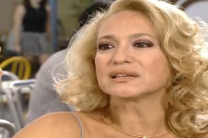 Susana Vieira (Branca) em cena de Por Amor, que teve mais audiência que Éramos Seis (Foto: Reprodução/Globo)