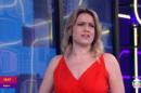 Fernanda Gentil no comando do Se Joga, que ficou atrás de Record e SBT na audiência (Foto: Reprodução/Globo)