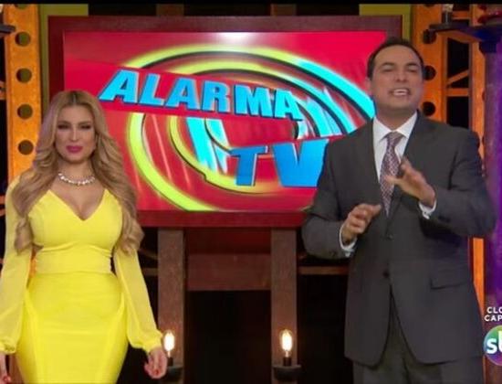 Alarma TV finalmente foi cancelado da programação do SBT (Foto: Reprodução)
