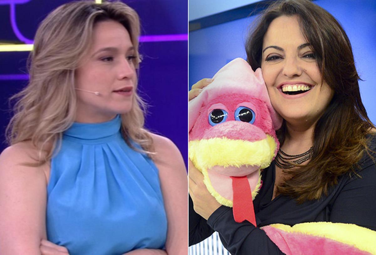 Fernanda Gentil parte para cima de Fabíola Reipert com indireta (Foto: Reprodução)