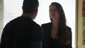 Fabiana (Nathalia Dill) ficará na miséria após vingança de Agno (Malvino Salvador) em A Dona do Pedaço (Foto: Reprodução/Globo)