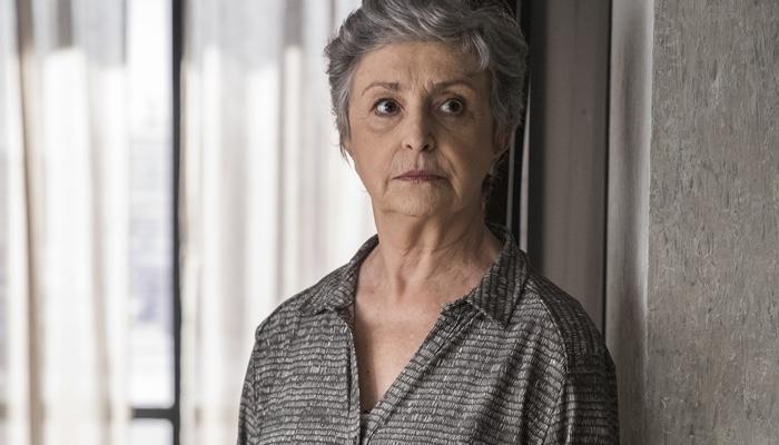 Ana Lúcia Torre (Berta) em A Dona do Pedaço (Foto: Globo/Victor Pollak)