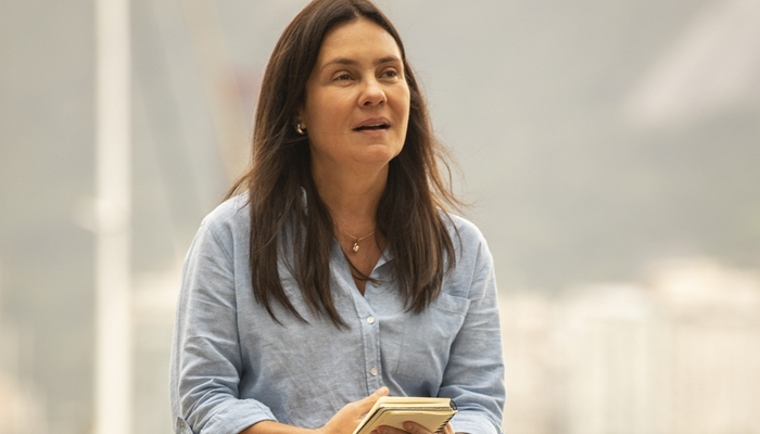 Adriana Esteves interpretará Thelma em Amor de Mãe, nova novela das nove da Globo (Foto: Globo/João Cotta)