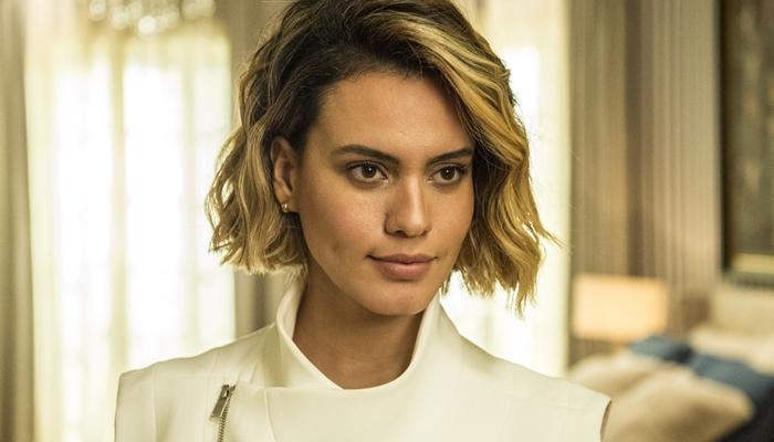 Estela (Letícia Lima) será amante de Raul (Murilo Benício) em Amor de Mãe (Foto: Globo/Estevam Avellar)