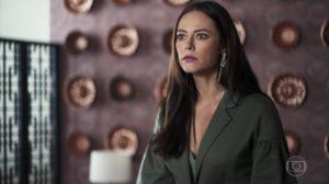 Vivi (Paolla Oliveira) em A Dona do Pedaço (Foto: Reprodução/Globo)