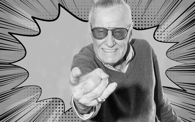 Stan Lee (Foto: Reprodução)
