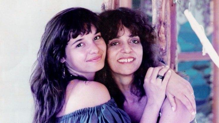 Glória e Daniella Pérez. Foto: Reprodução