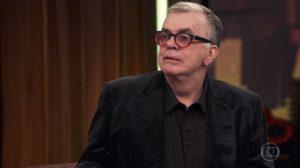 Walcyr Carrasco fez revelações sobre A Dona do Pedaço em entrevista ao Conversa com Bial (Foto: Reprodução/Globo)
