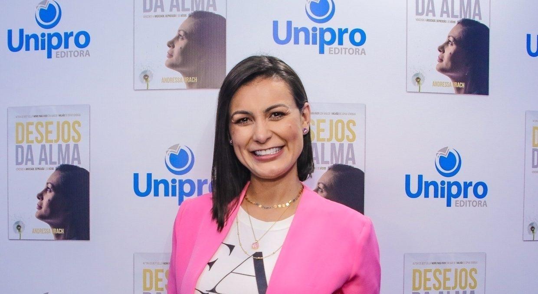 A famosa ex-participante do reality show da Record, Andressa Urach