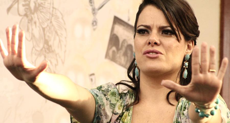 Ana Paula Valadão do Diante do Trono (Foto: Divulgação)