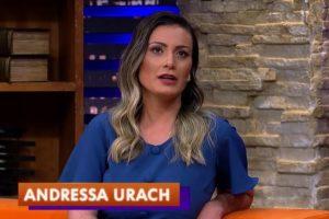 Andressa Urach (Foto: Reprodução/RedeTV!)