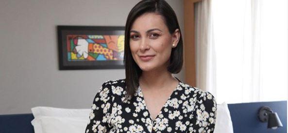 A apresentadora da Record e ex-integrante de A Fazenda, Andressa Urach lança novo livro (Foto: Reprodução)