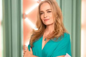 Angélica volta à tela da Globo, como ela mesmo em A Dona do Pedaço (imagem: reprodução)