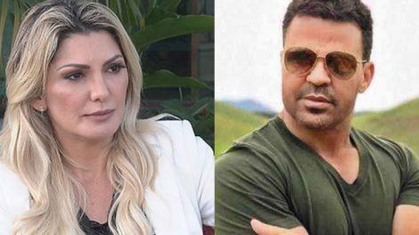 Eduardo Costa diz que já pegou Antonia Fontenelle e atriz responde comentário dele nas redes sociais (Foto: Reprodução)