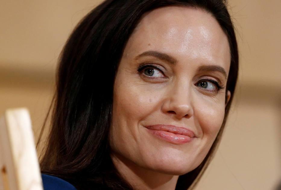 Angelina Jolie revela que seus filhos não querem trabalhar com atuação e surpreende a todos (Foto: Reprodução)