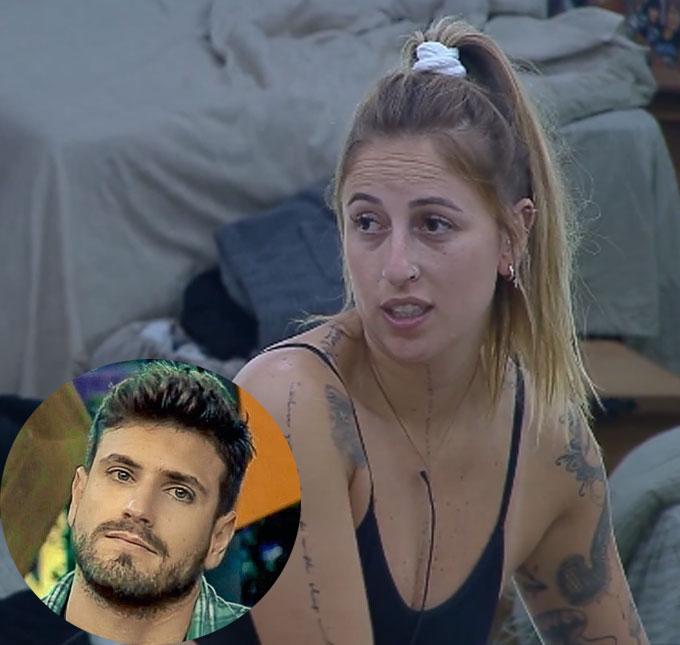 Bifão e Guilherme Leão não se falam mais em A Fazenda 11. Participante humilhou a ex-MTV pelo seu jeito de andar (Reprodução: Estrelando/Record TV)