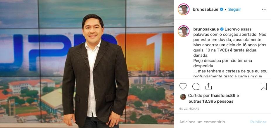 Globo, jornalista