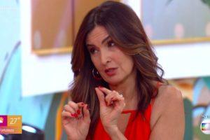 Fátima Bernardes, Fernanda Montenegro