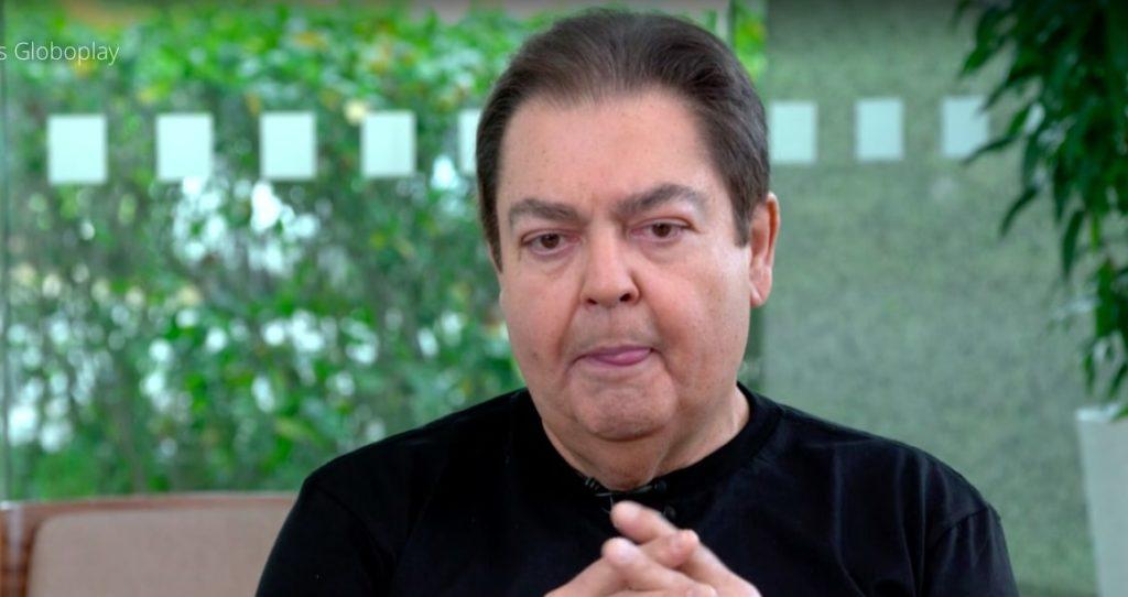 O apresentadora da Globo, Faustão é envolvido em polêmica de ex-funcionário, Renatinho (Reprodução/Globoplay)