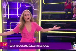 Angélica, Se Joga
