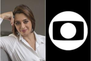 Cátia Fonseca é detonada por famosa da Globo (Foto: Montagem TV Foco)