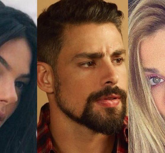 Cauã Reymond, Isis Valverde e Grazi Massafera (Foto: Reprodução/Instagram)