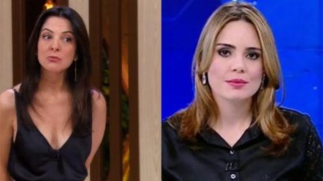 Ana Paula Padrão Rachel Sheherazade