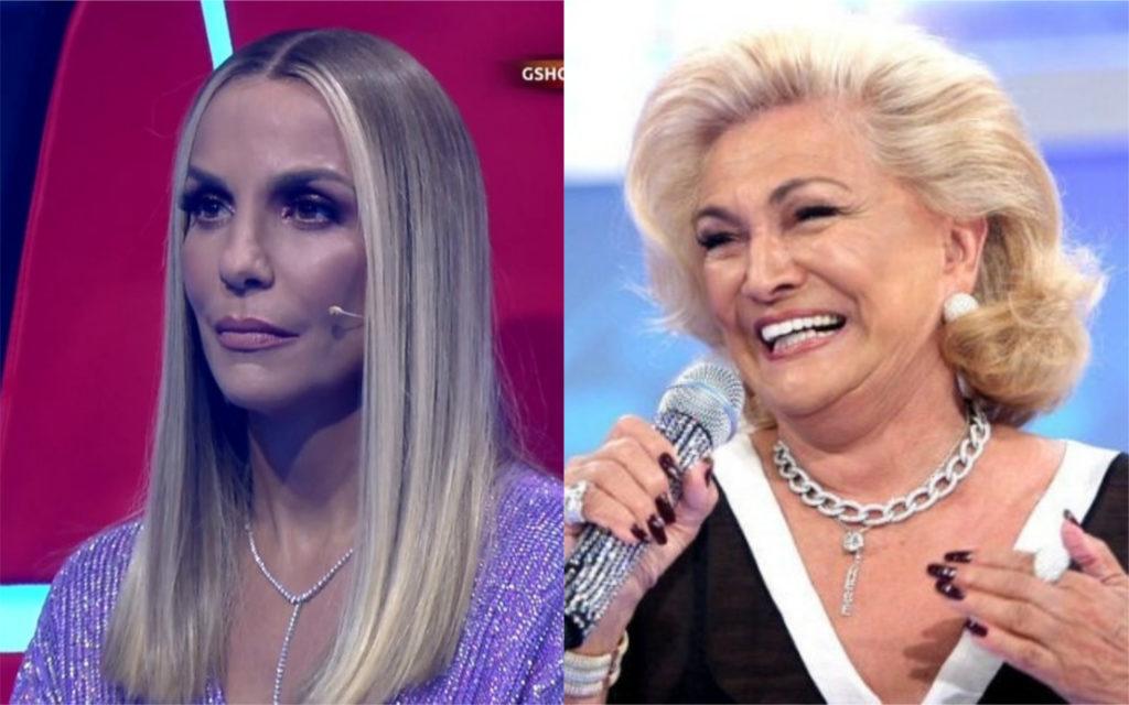 Ivete Sangalo Hebe Camargo
