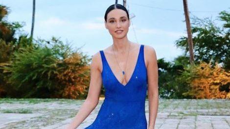 A atriz da Globo e ex-mulher de José Loreto, Débora Nascimento assume novo relacionamento (Foto: Reprodução)