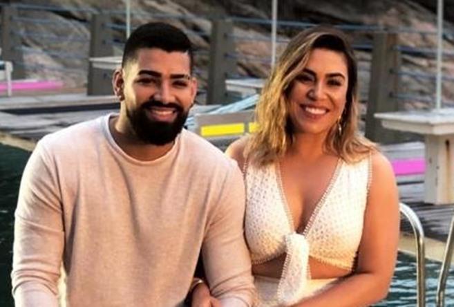 Dilsinho e Naiara Azevedo gravaram música juntos (Foto: Divulgação)