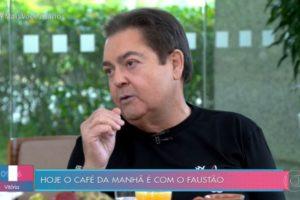 Faustão (Foto: Reprodução/Globoplay)