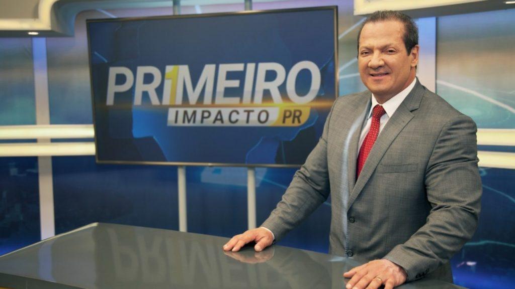Gilberto Ribeiro está sendo acusado pela esposa de traição (Foto: Divulgação/SBT)