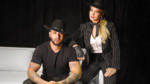 Gusttavo Lima e Andressa Suita (Foto: Reprodução/Instagram)