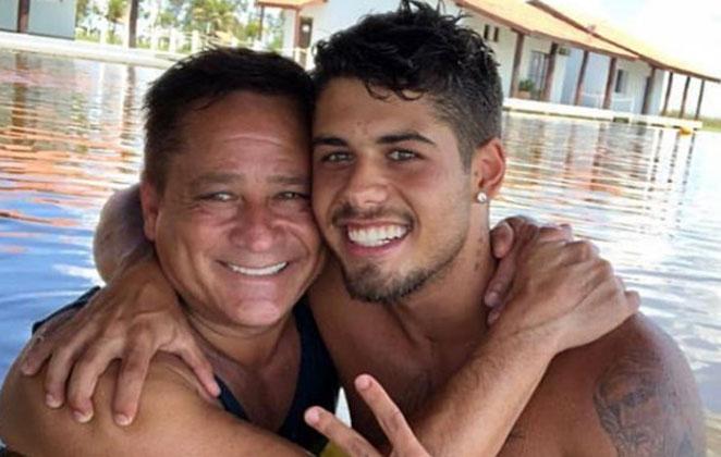 Leonardo e Zé Felipe doença (Foto: Reprodução/Instagram)