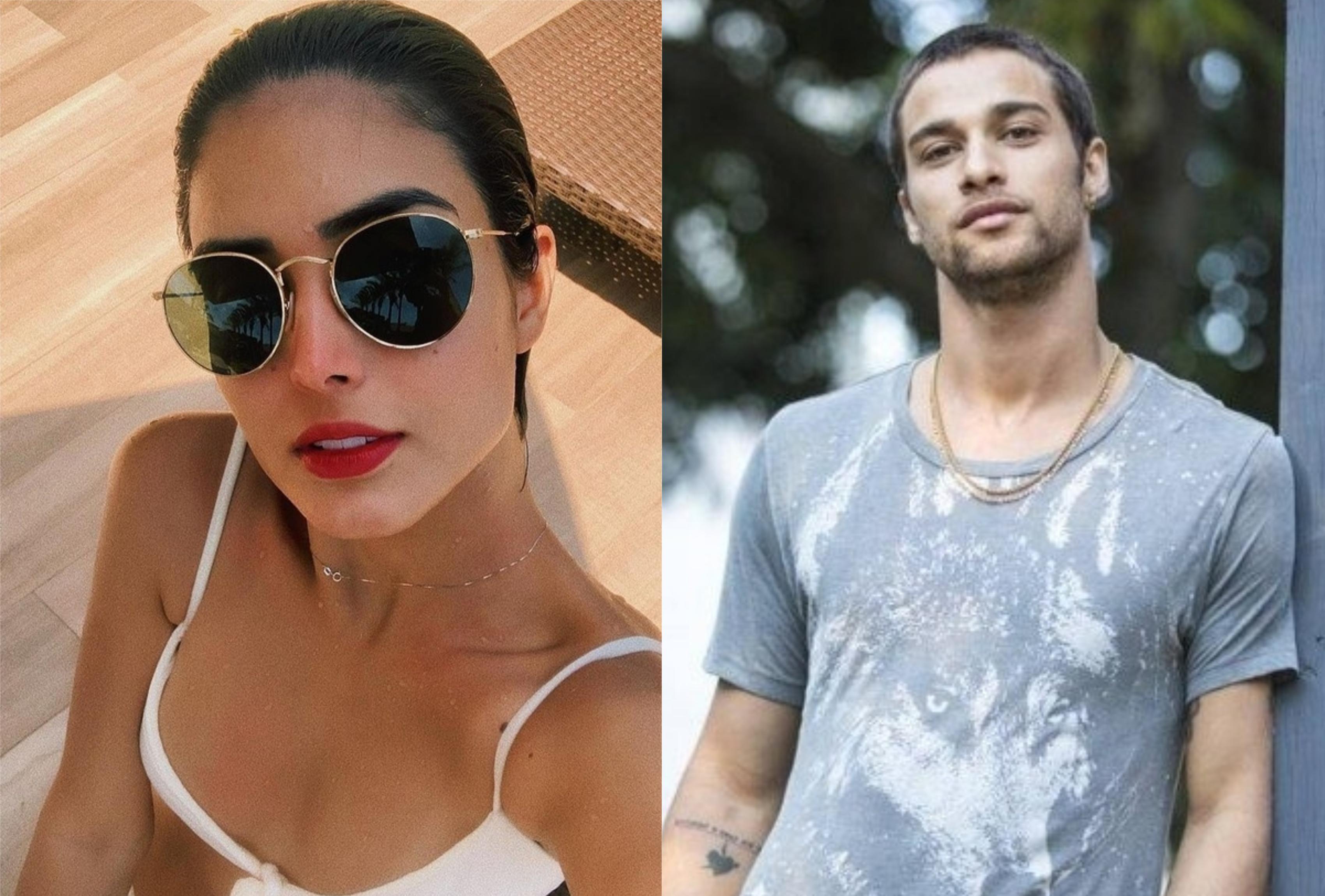 Letícia Almeida e o ex-namorado Pablo Morais vão atuar juntos em Amor Sem Igual da Record TV (Montagem: TV Foco)