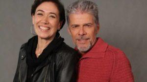 Lilia Cabral e José Mayer atuaram juntos em diversas novelas (Foto: Divulgação)