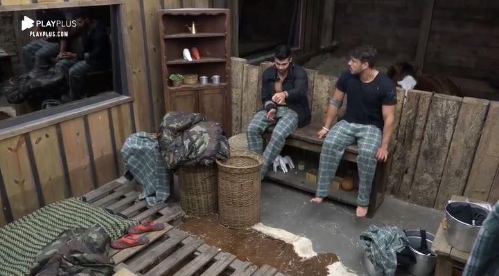 Lucas Viana fala mal de Bifão com Netto e Guilherme Leão (Reprodução: PlayPlus)