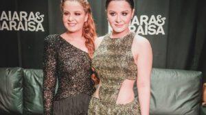 As famosas cantoras sertanejas Maiara e Maraísa se tornam um dos assuntos mais falados na web ao paralisarem aeroporto (Foto: Reprodução/Instagram)