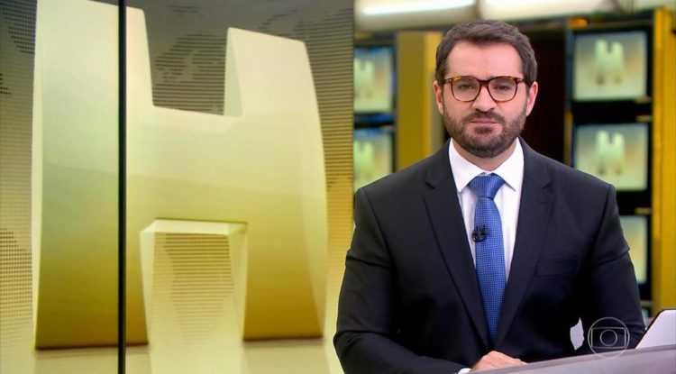 maju coutinho Marcelo Cosme da Globo arrancou suspiro dos seguidores no Instagram (Imagem: Instagram)