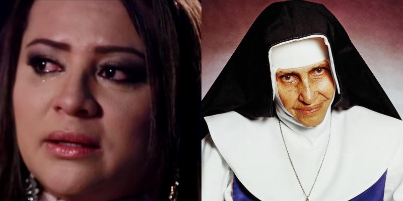 A cantora de Forró Eletrônico, Márcia Fellipe humilha Irmã Dulce (Foto: Montagem TV Foco)